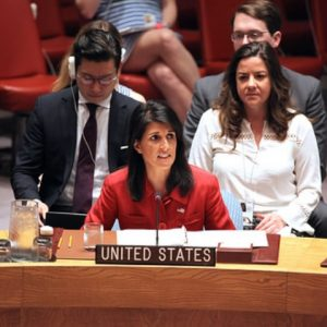 Nikki Haley 2018