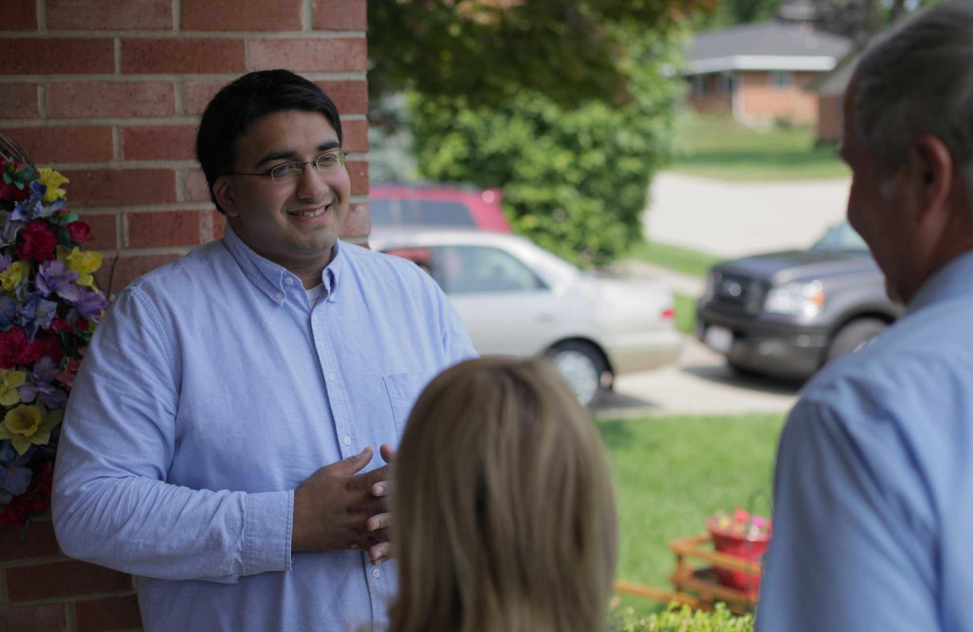 Ohio's Indian American state representative Niraj Antani wades into gun bill controversy