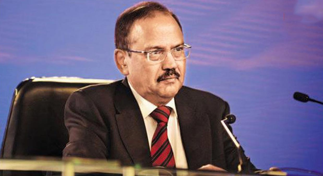 India's National Security Advisor Ajit Doval leaves for US