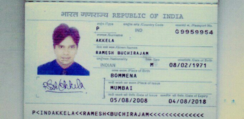 Indian national Ramesh Buchirajam Akkela sentenced 33 months for smuggling drugs