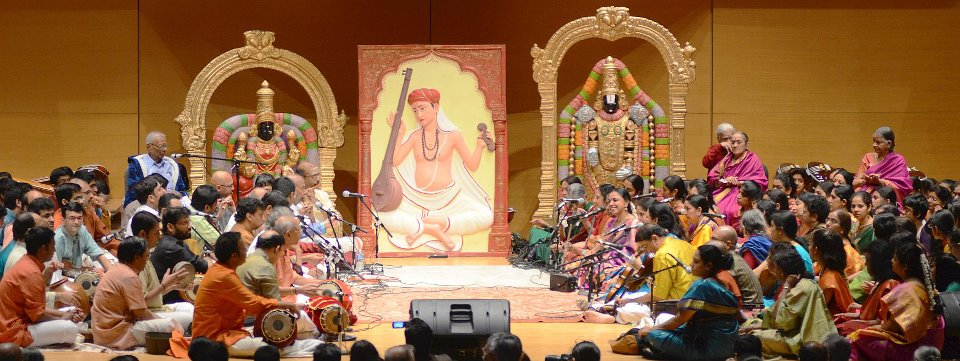 Cleveland Thyagaraja Festival concludes on April 8