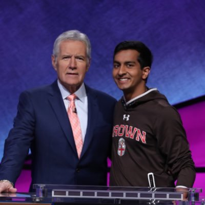 Indian American Dhruv Gaur wins Jeopardy! College Championship