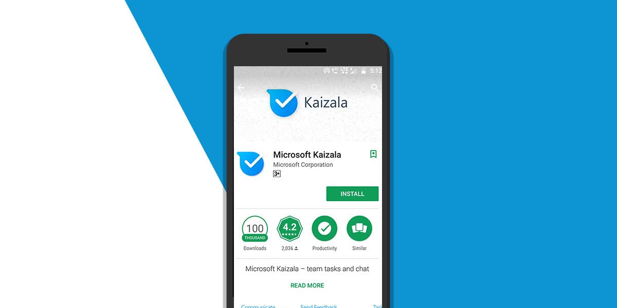 Kaizala a payment app