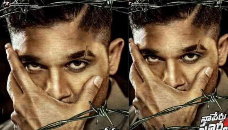 Allu Arjun starring 'Naa Peru Surya' latest poster out