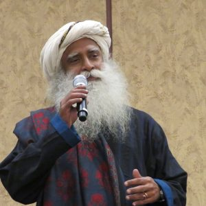 Sadhguru on Capitol Hill
