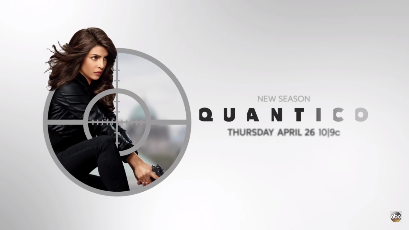 Quantico 3: Priyanka Chopra shares the official teaser