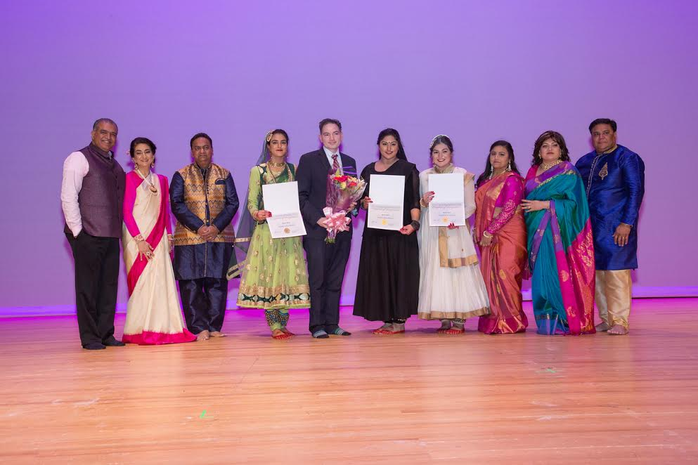 New York's Molloy College organizes Kathak dance performance