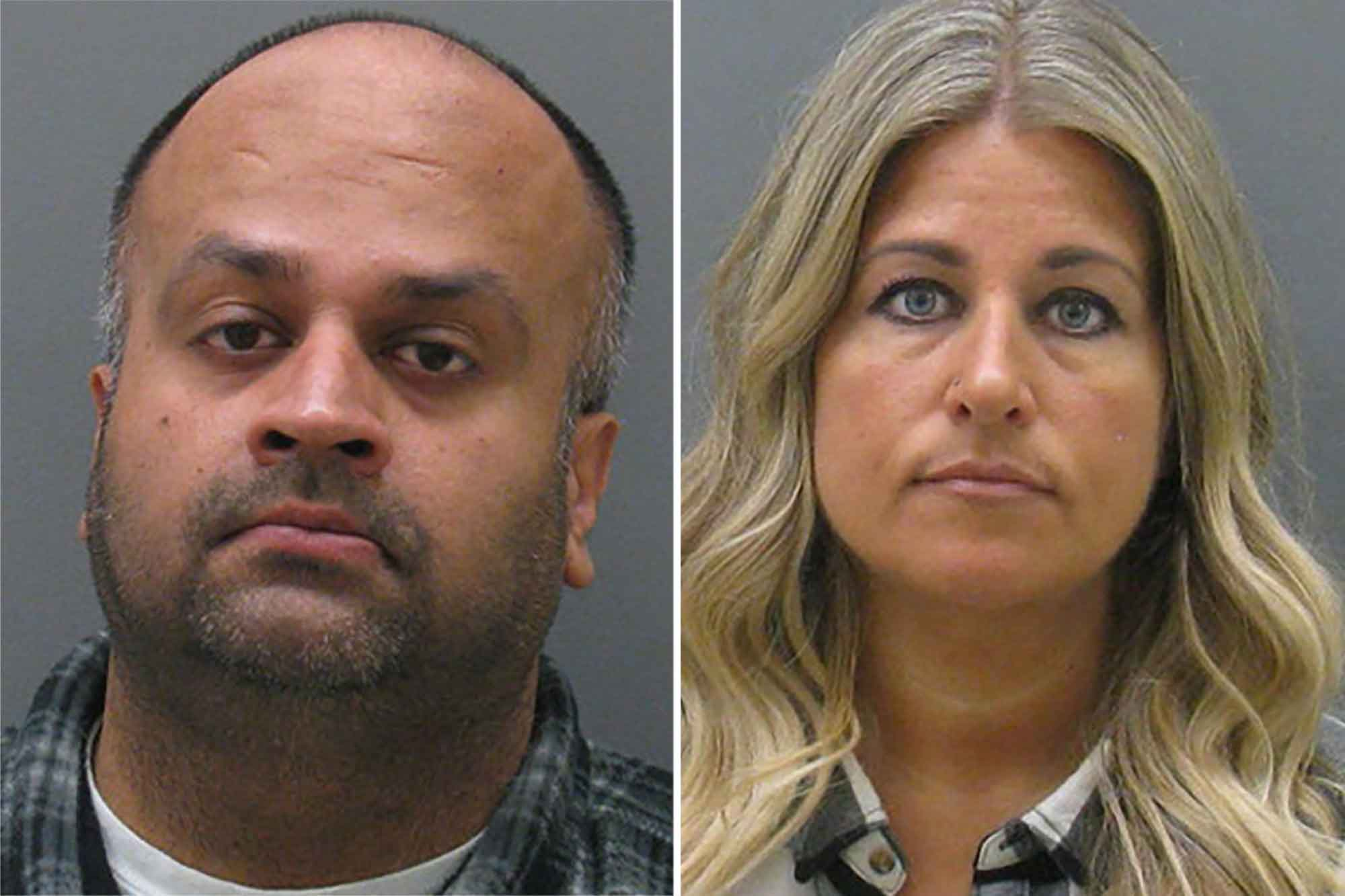 Indian American, wife acquitted of sex crime charges