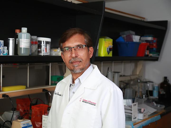 Professor Tahir Hussain
