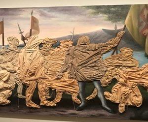 Titus Kaphar exhibit