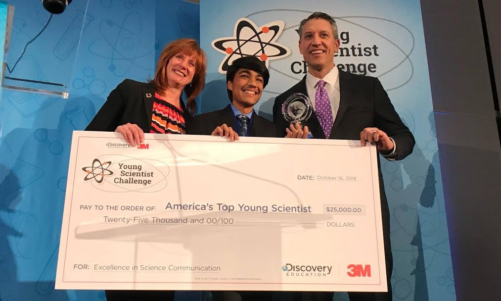 young scientists award