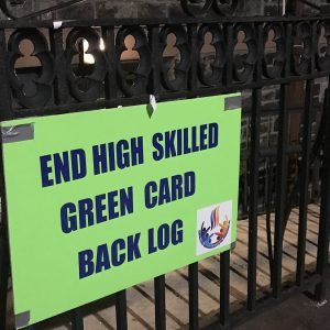Green-card backlog
