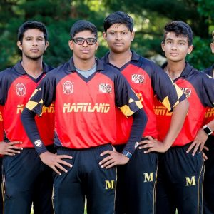 MD Under-16 cricket team
