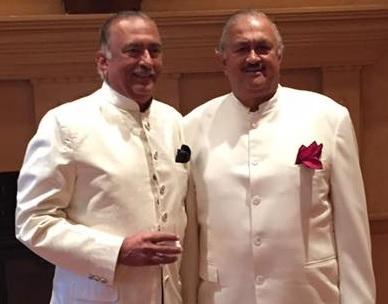 Suresh Shenoy and Sudhakar Shenoy