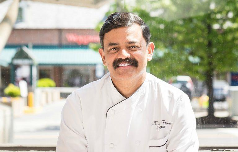 Chef K.N. Vinod