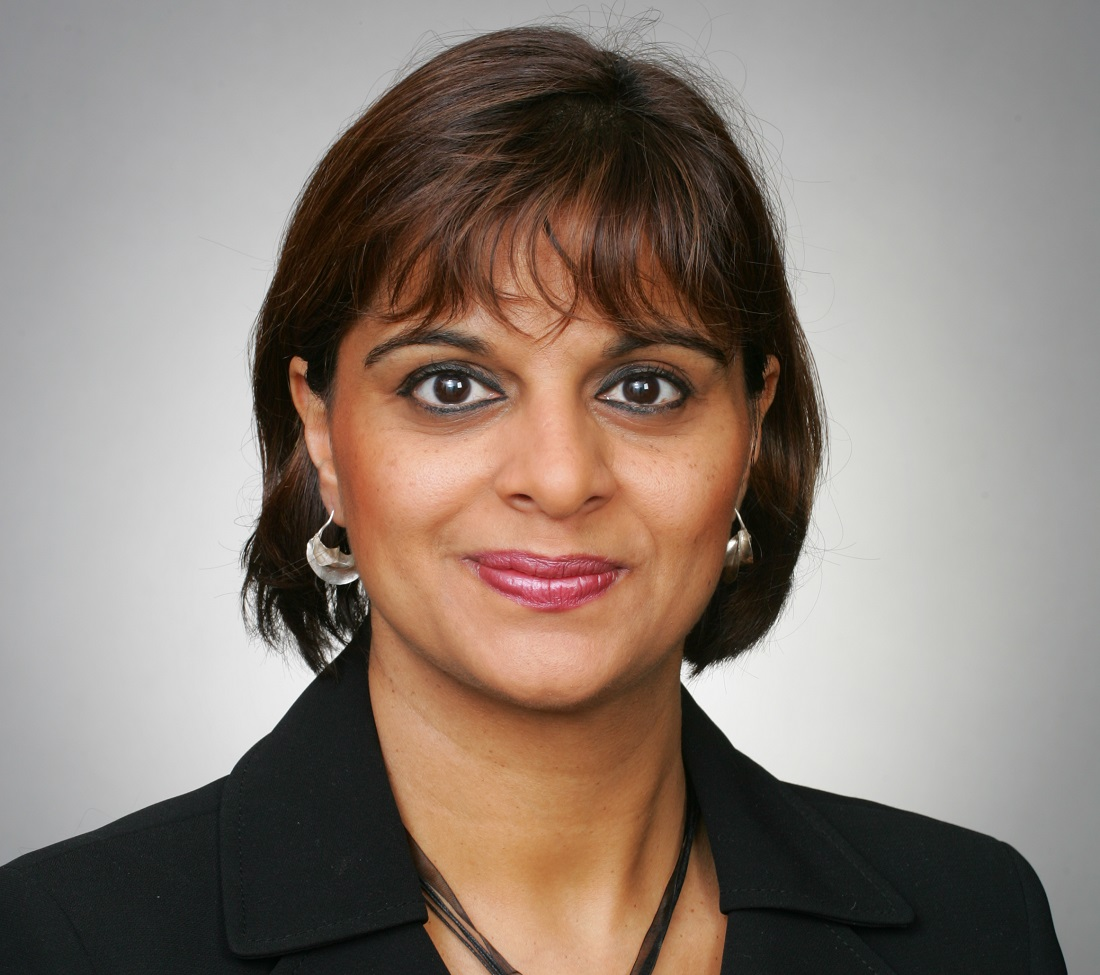 Rekha Sharma-Crawford