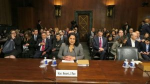Neomi Rao confirmation hearing