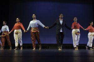 Abhinaya dancers