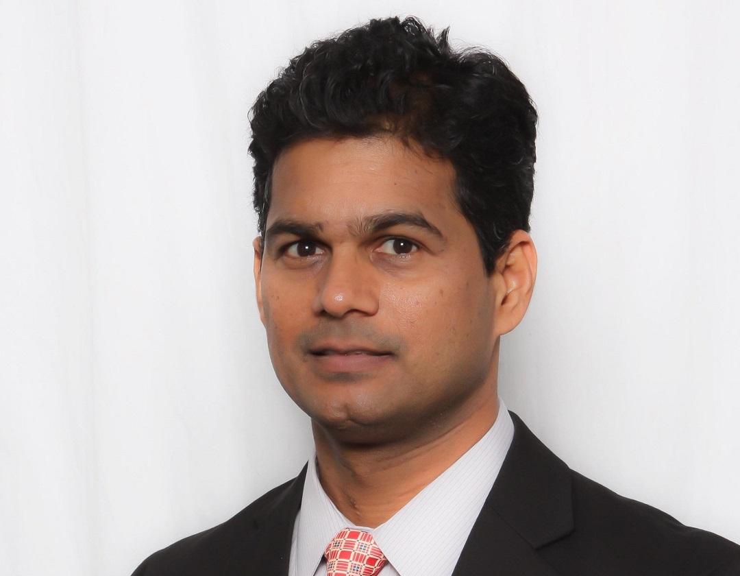 Rahul V. Reddy