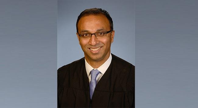 Judge Amit Mehta