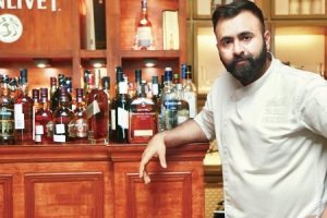 Chef Akshay Bharadwaj, Corporate Chef, Eastman Colour Restaurants