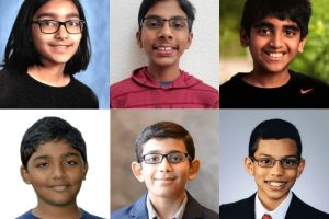 Indian American spelling bee winners