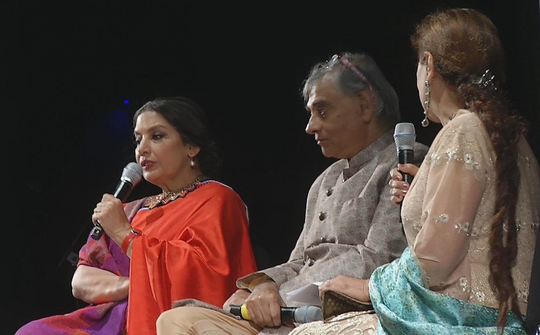 Shabana Azmi at DCSAFF