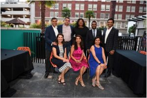 AIF Texas board members.
