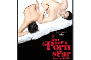 I am not a porn star poster