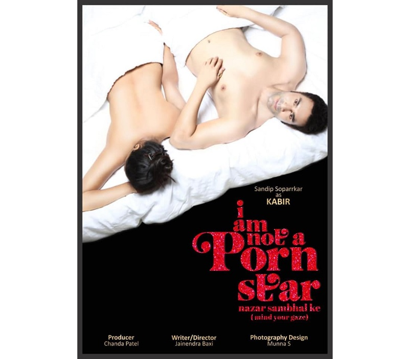 I am not a porn star poster