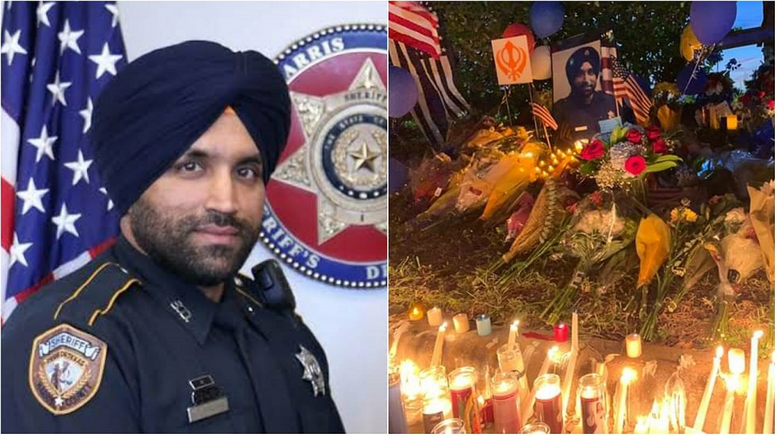 Tributes pour in for Houston's fallen deputy Sandeep Singh Dhaliwal, a trailblazing Sikh who served with his articles of faith including the turban and beard. Deputy Dhaliwal was fatally shot during a traffic stop