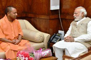 Adityanath and Modi