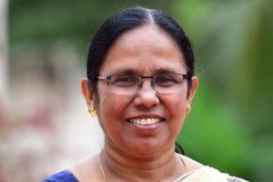 K.K. Shailaja Teacher