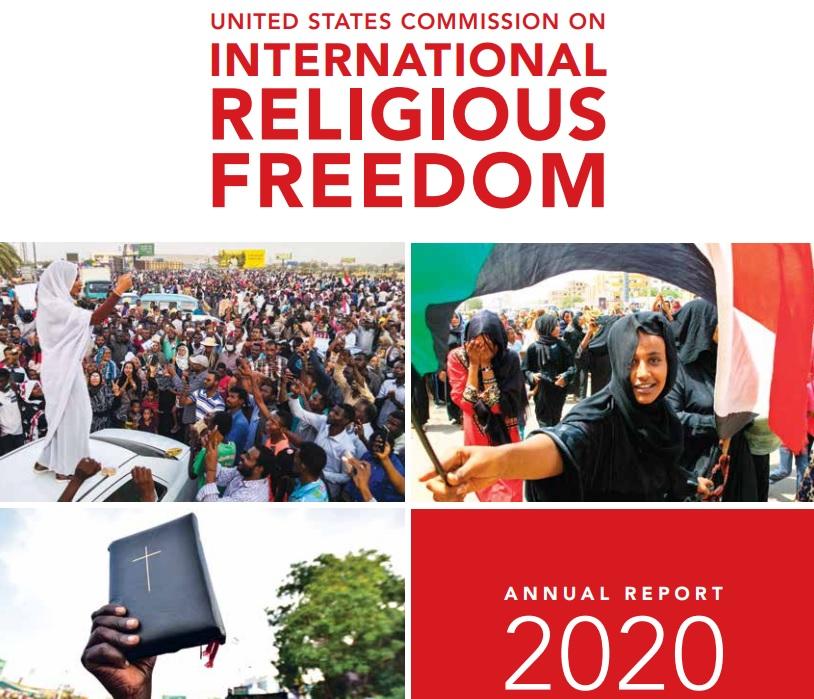 USCIRF annual report