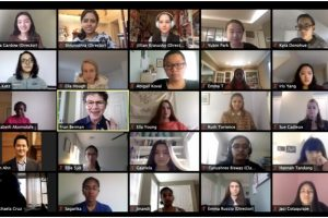 Virtual Hackathon participants