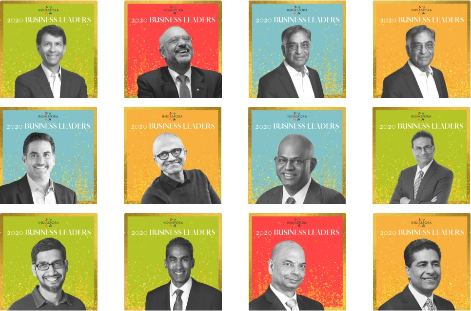 58 Executives Of Indian Heritage Lead Firms With 1 Trillion Revenue