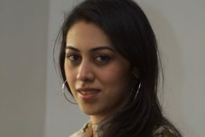 Smriti Mundhra, executive producer of Indian Matchmaking