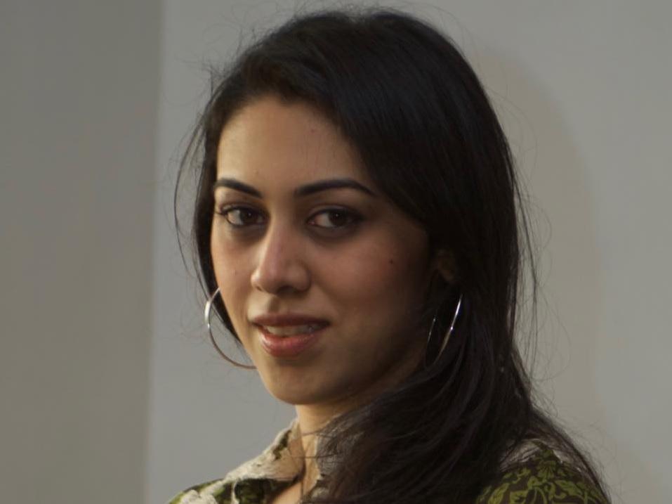 Smriti Mundhra, executive producer of Indian Matchmaking