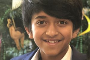Rohan Chalamalasetti's winning essay investigated the issue of clean drinking water in India.
