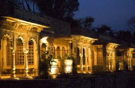 A night view Deo Bagh. Photo by Akanksha Dean