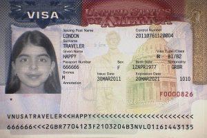 B-1 B-2 visa