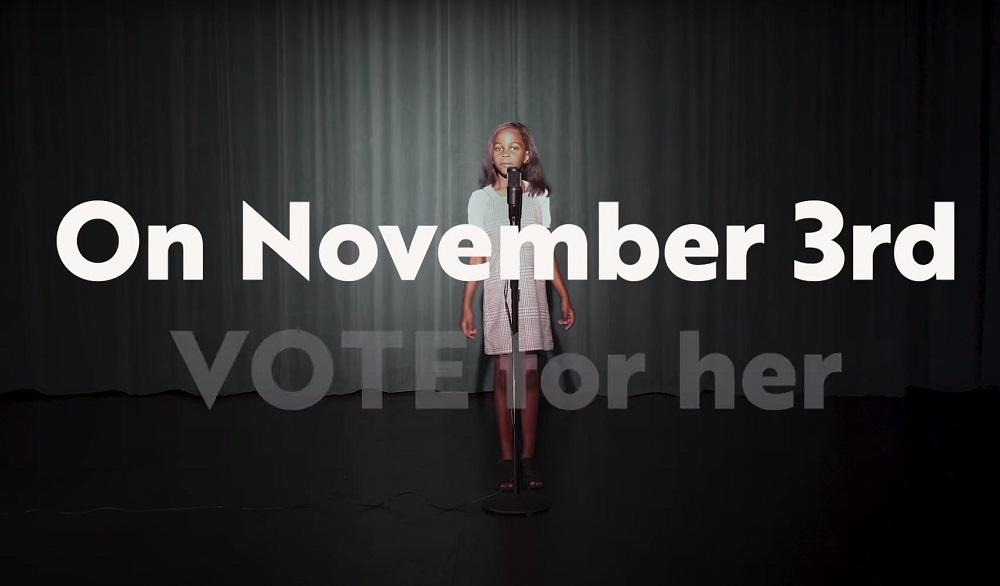 Democratic Ads Highlight Kamala Harris Historic Nomination