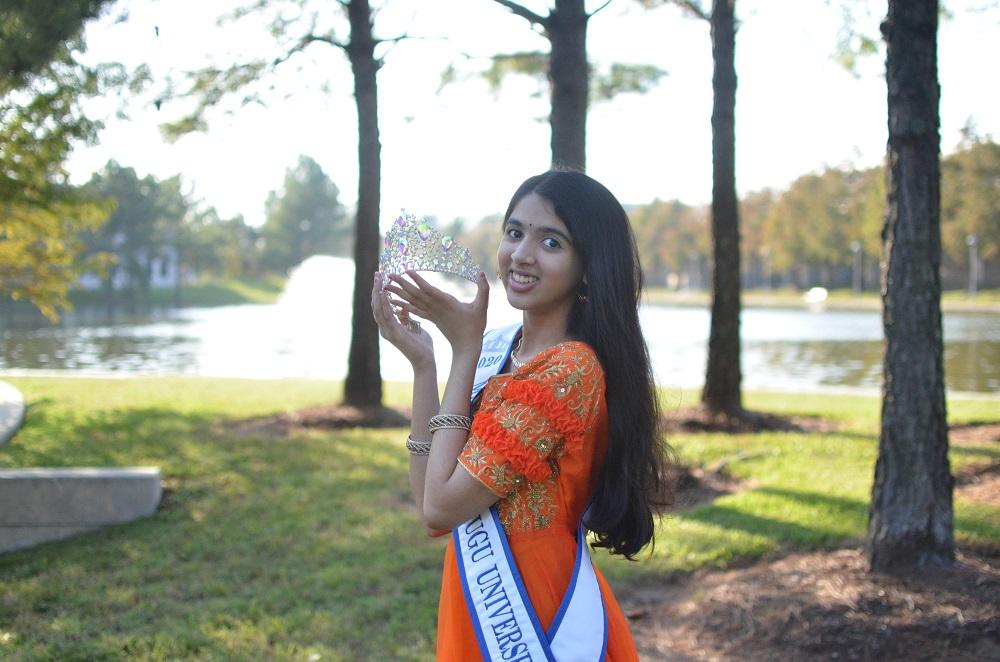Miss Teen Telugu Universe Nitya Kodali