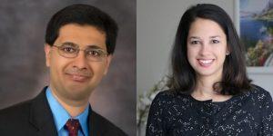 Sanjeev Joshipura and Mansi Patel