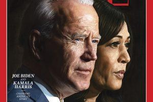 Biden-Harris Time cover