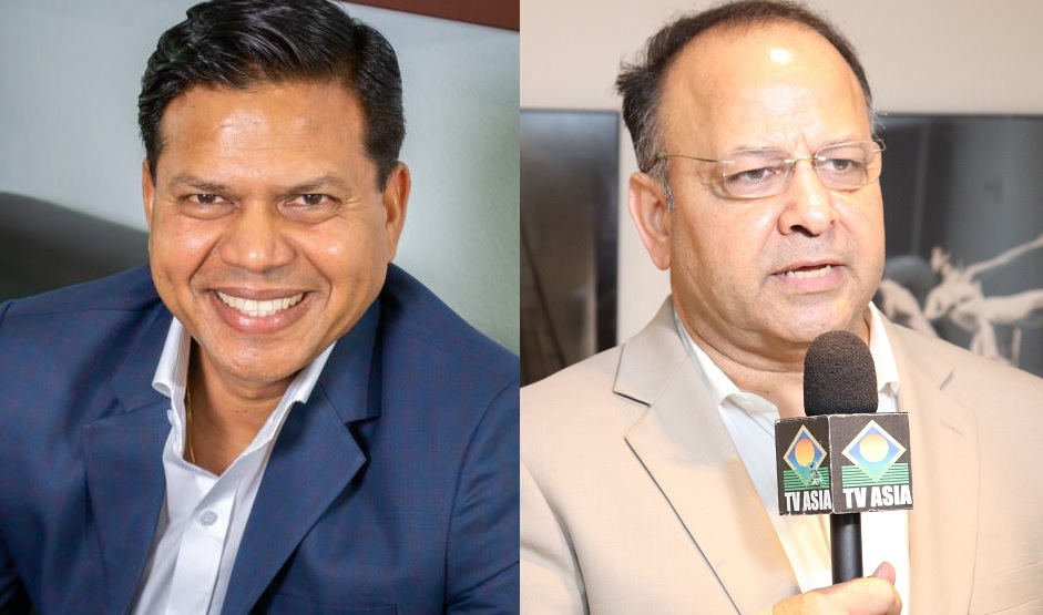 Sanjiv Goyal and Sunil Hali
