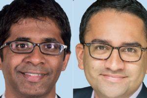 Vinay Reddy and Gautam Raghavan