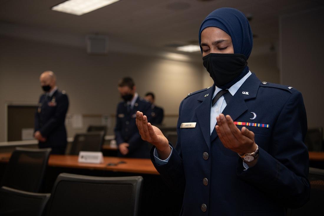 First Lt. Saleha Jabeen