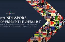 Indiaspora Government Leaders List