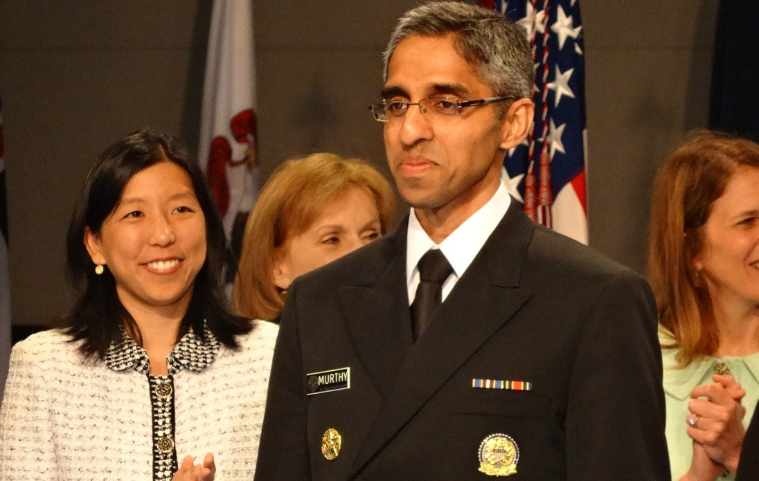 The US Senate voted 57-43 on Tuesday to confirm Indian-American physician Dr. Vivek Hallegere Murthy as the 21st Surgeon General of the United States and Medical Director in the Regular Corps of the Public Health Service. It is the second stint for him in a role he held under the Obama administration, between 2014 and 2017